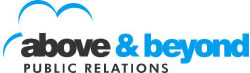 Above and Beyond PR Logo